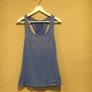 Lululemon running racer back tank